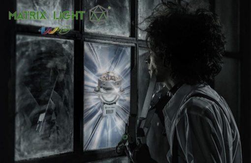 Lắp đặt Bi Led Matrix Light W1 tại Auto365 Mỹ Đình Hà Nội