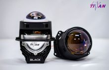 Bi Led Titan Black 5000K SE