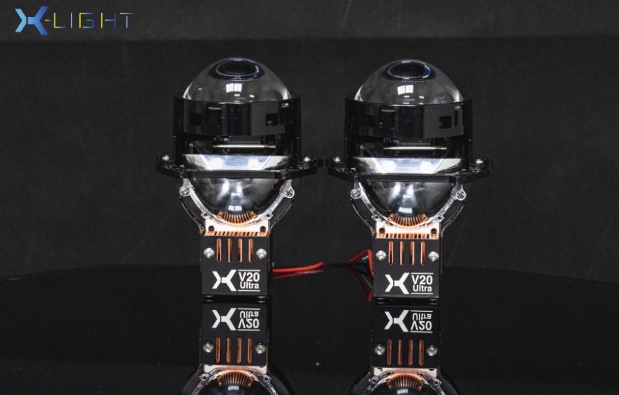Bi Led X-Light V20 Ultra có nhiều tính năng vượt trội