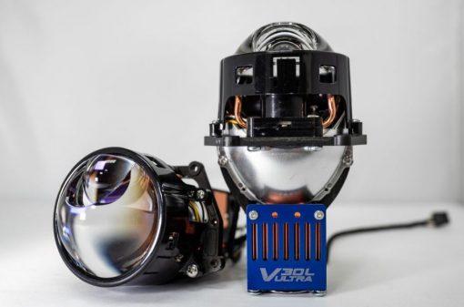 Bi Laser X-Light V30L Ultra sở hữu chất lượng ánh sáng xịn sò
