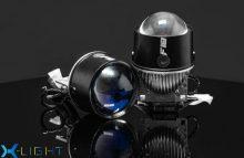Mặt trước của Bi Gầm Led X-Light F10