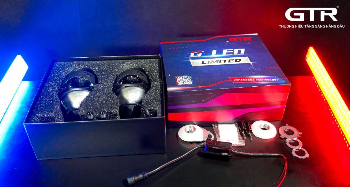 Đập hộp bộ Bi Led GTR Limited