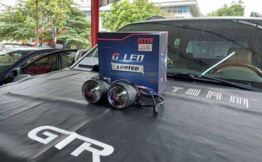 Hình ảnh thực tế của bộ bi led GTR Limited