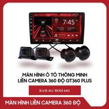 Màn Hình Liền Camera 360 Gotech GT360 Plus [4g64g]