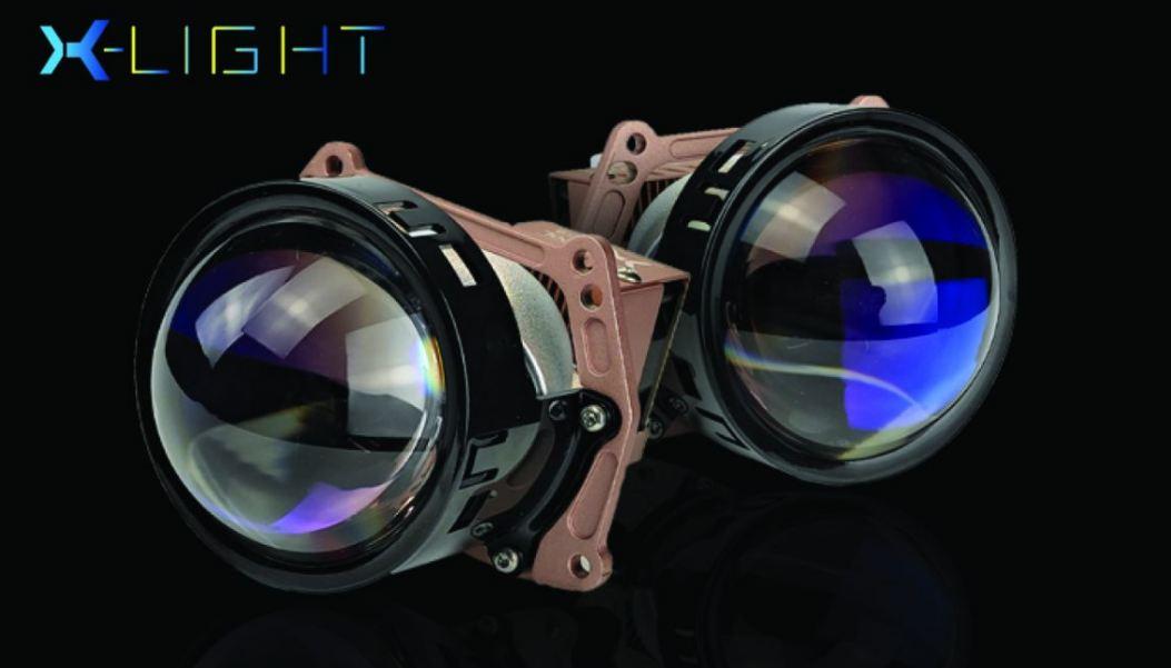 Thiet ke mat truoc cua Bi Laser X Light V20L Ultra