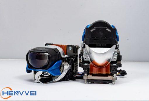 Thiết kế sắc nét của Bi Laser Henvvei L93