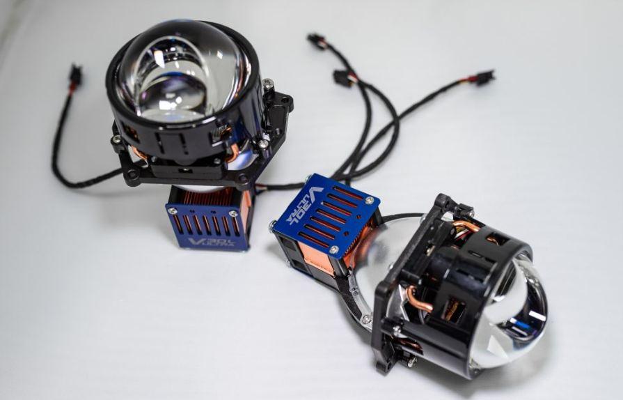 Thiết kế siêu đẹp của Bi Laser X-Light V30L Ultra