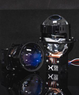 Thiết kế long lanh của Bi Led X-Light V20 Ultra