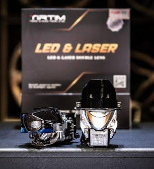 Bi laser