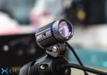 Đèn trợ sáng Mini X-Light M10 Plus có công suất 20W