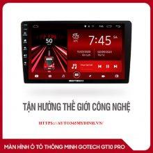 Sản phẩm Gotech GT10 Pro
