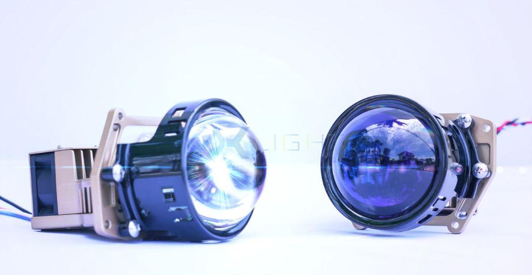 Mặt trước của Bi Laser X-Light V20L