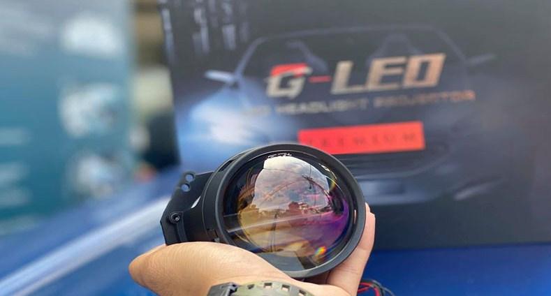 Mặt trước của Bi Led GTR G-Led Premium