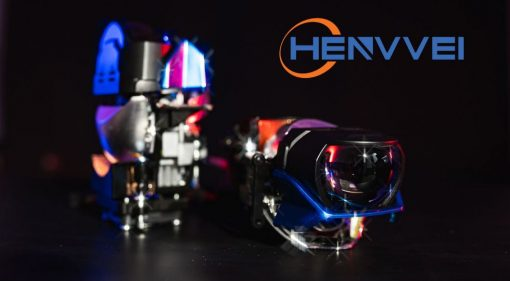 Mặt trước của Bi Laser Henvvei L92 Pro