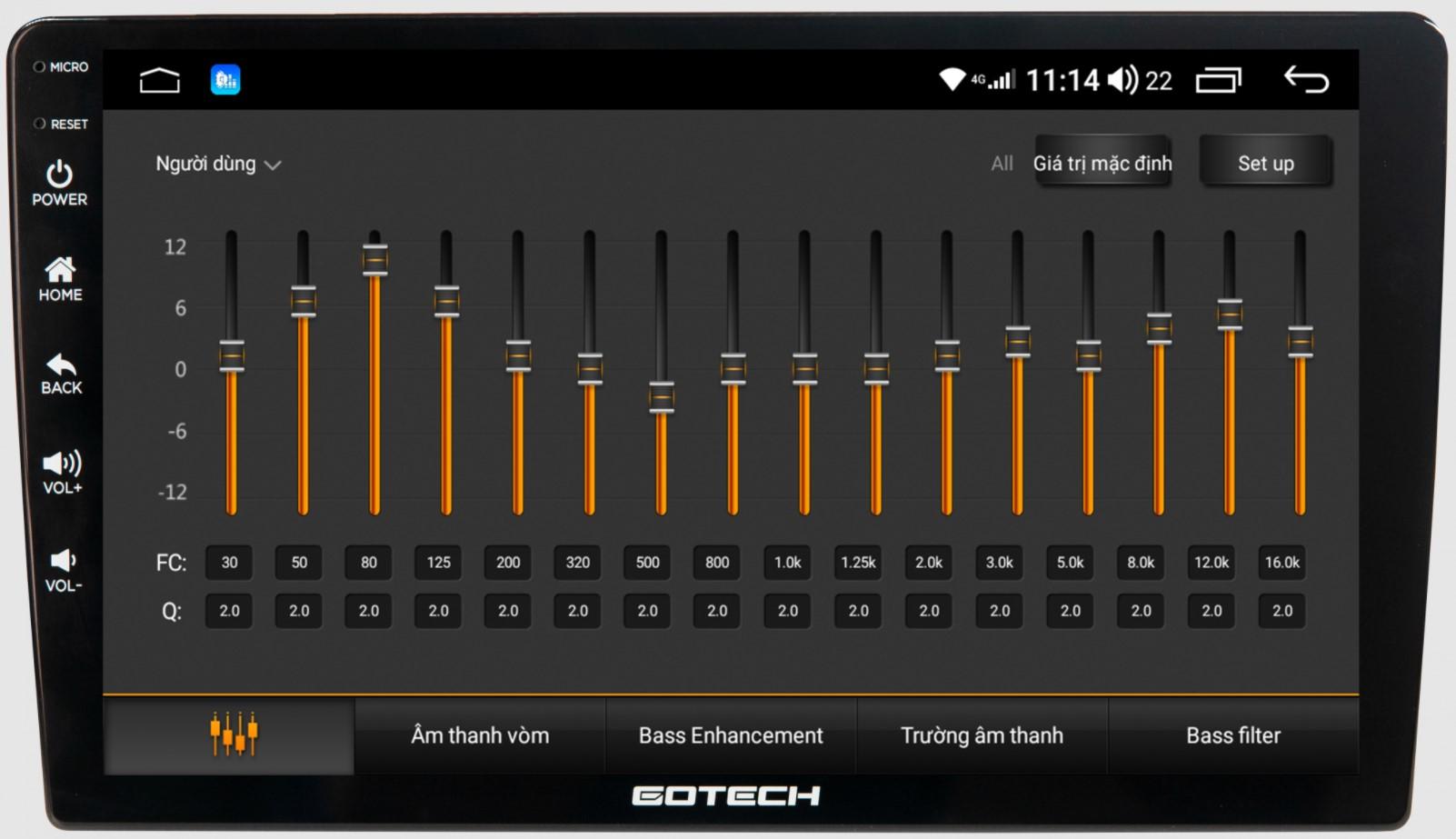 GT6 Mang đến chất lượng âm thanh đỉnh cao