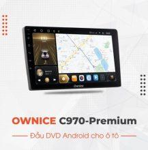 Sản phẩm màn hình ô tô owmice c970 premium