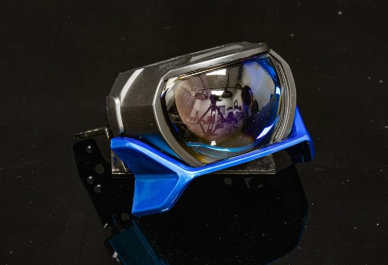 Phần trước của đè Bi Laser Henvvei L92