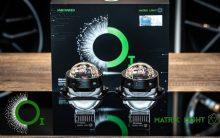 Thiết kế đẹp mắt của Bi Led Matrix Light O1