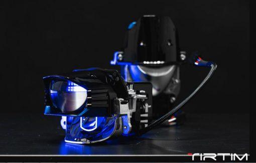 Thiết kế sắc nét của Bi Laser Tirtim S600