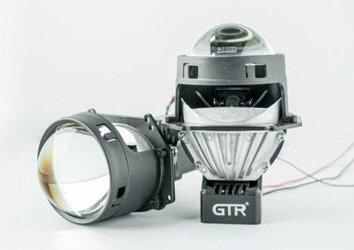 Thiết kế sắc nét của Bi Led GTR G-Led Premium