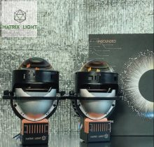Thiết kế sắc nét của Bi Laser Matrix Light W2