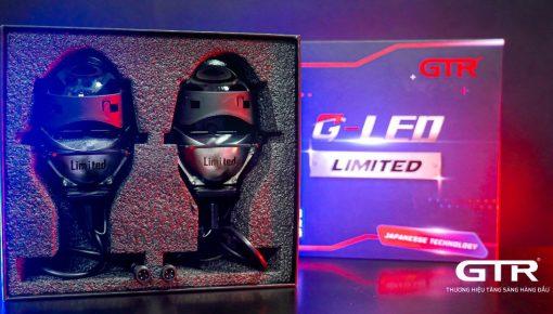 Thiết kế sang trọng của Bi Led GTR Limited
