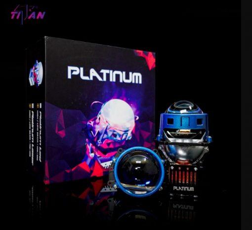 Thiết kế đẹp mắt của Bi Laser Titan Platinum