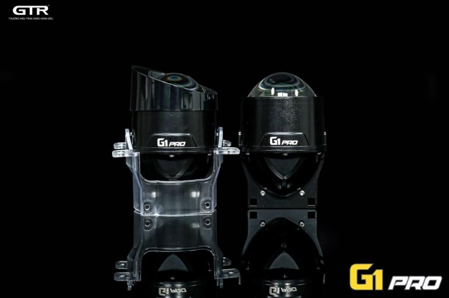 Lắp đặt Bi gầm Led GTR G1 Pro uy tín hãy đến với Auto365 Mỹ Đình - Hà Nội