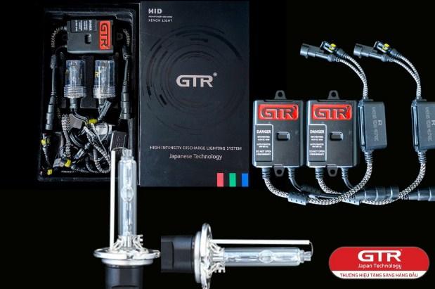 Những tính năng của việt của bộ Kit xenon và Ballast GTR tăng sáng 180 Plus được nhiều tín đồ ô tô sản đón