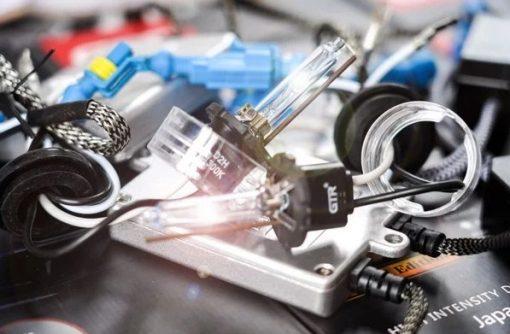 Bộ Kit Xenon & Ballast 45W GTR 150 Plus được các tay chơi ô tô ưa chuộng