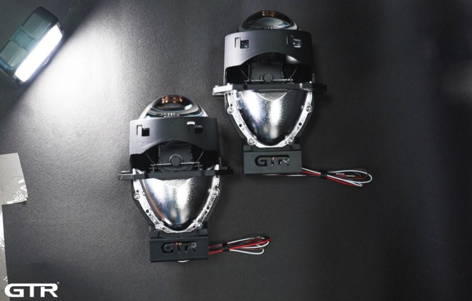 Hình ảnh mẫu đèn bi led GLED X PRO