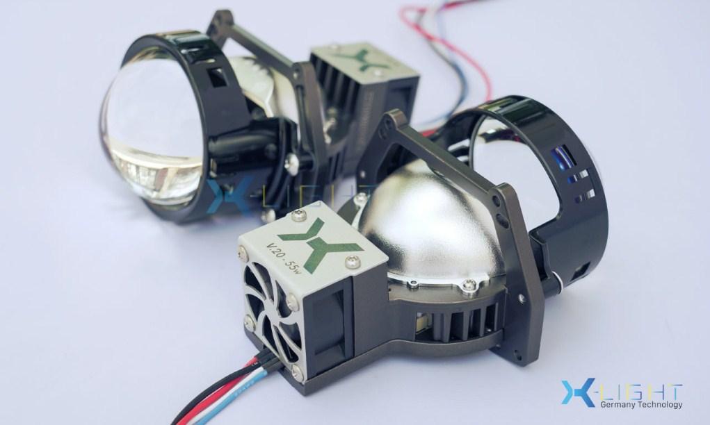 Mẫu bi led X-LIGHT V20