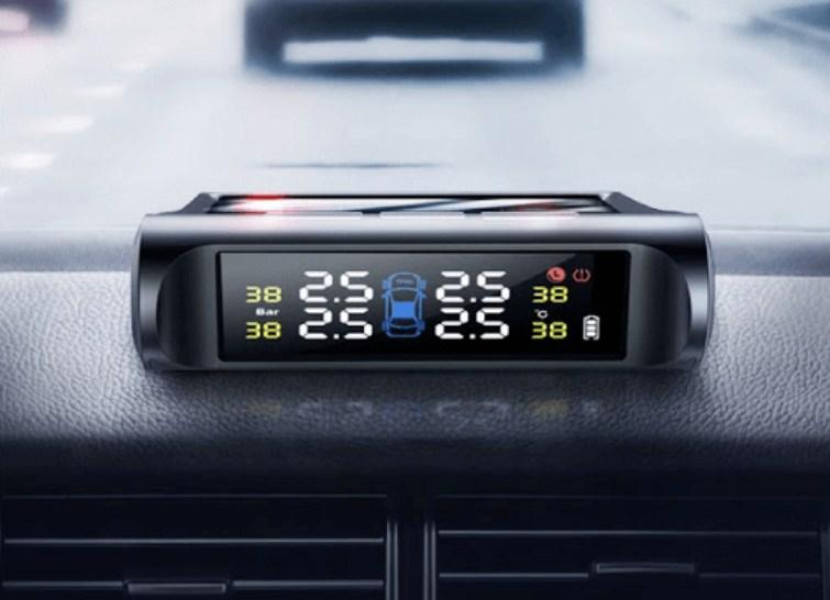Cảm biến lốp là đồ chơi và phụ kiện cho xe Kia Sorento không thể thiếu