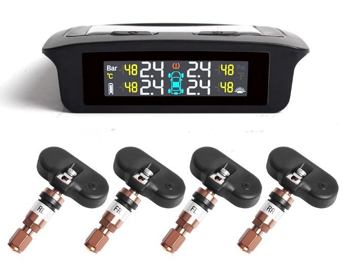 Cảm biến áp suất lốp giúp xe tăng thêm tiện ích và đẳng cấp