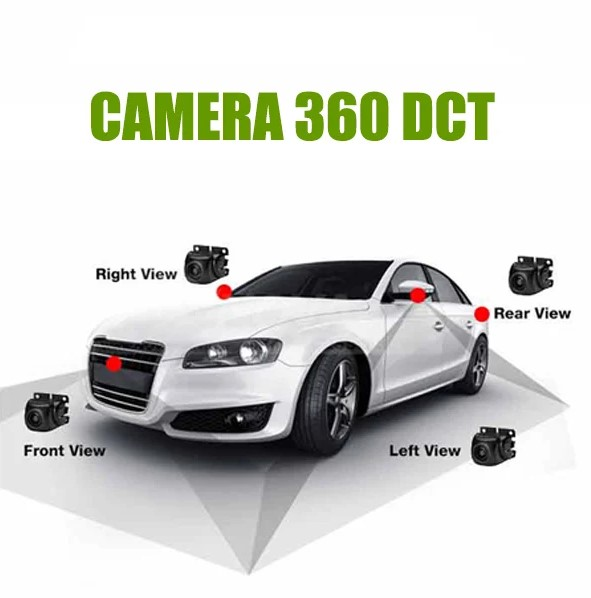 Camera 360 độ DCT T2 mang đến an toàn cho mọi người