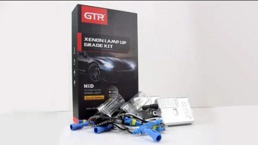 Bộ Kit Xenon & Ballast 45W GTR 150 Plus chính hàng được bảo hành lên đến 12 tháng