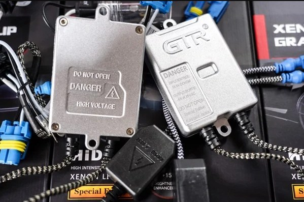 Kit Xenon & Ballast 45W GTR 150 Plus hỗ trợ nhiệt màu đa dạng