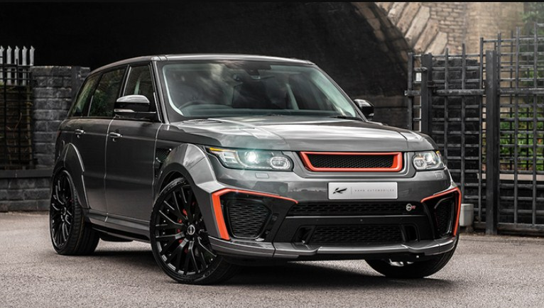 Có nên độ xe Range Rover?