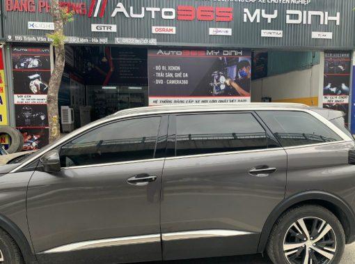Dán phim cách nhiệt Cool Lux C20 kính sườn uy tín tại auto 365 mỹ đình - hà nội