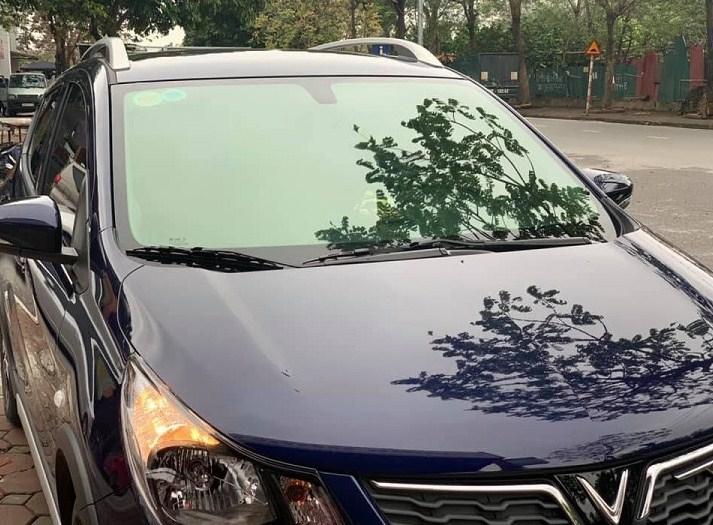 Dán phim cách nhiệt để bảo vệ xe Vinfast Fadil