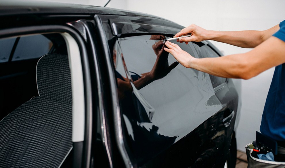 Dán phim cách nhiệt chống nóng cho xe Kia Soluto