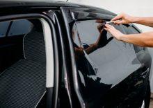 Phim cách nhiệt giúp tăng độ riêng tư và hạn chế ánh sáng chiếu vào xe