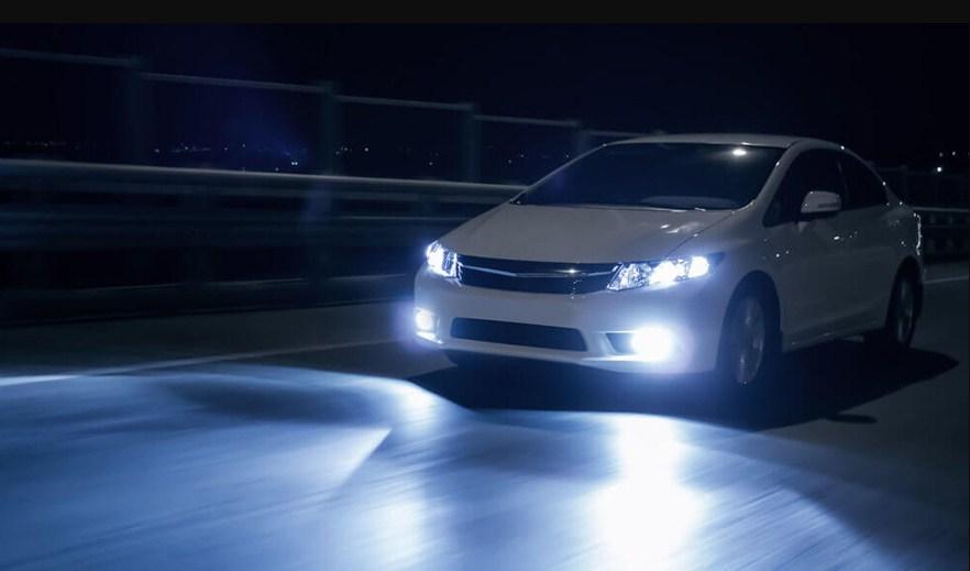 Độ bi gầm giúp tăng ánh sáng và thẩm mỹ cho xe ô tô