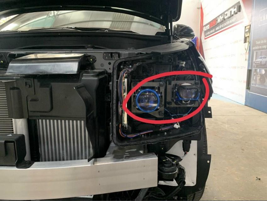 Nên lựa chọn các loại đèn xe ô tô phù hợp với dòng xe mình đang chạy