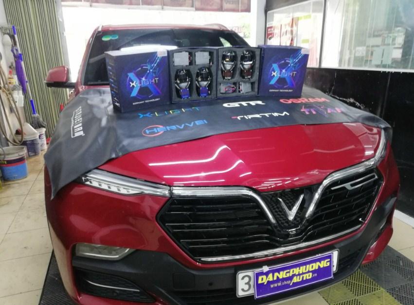 Muốn độ đèn led ô tô anh em hãy đến ngay với Auto 365 Mỹ Đình - Hà Nội