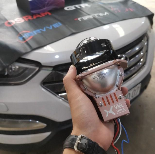 Độ đèn xe uy tín hãy đến với Auto 365 Mỹ Đình - Hà Nội