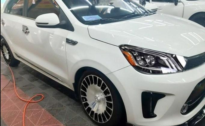 Độ xe Kia Soluto uy tín hãy đến với Auto 365 Mỹ Đình - Hà Nội
