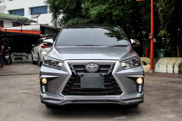 Độ xe Toyota Innova  uy tín tại Auto 365 Mỹ Đình - Hà Nội