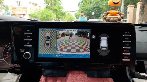 T3 Pro hỗ trợ cảnh báo tốc độ, lệch làn đường