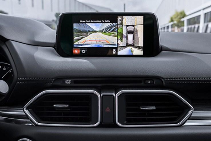 Lắp đặt camera hành trình Mazda CX5